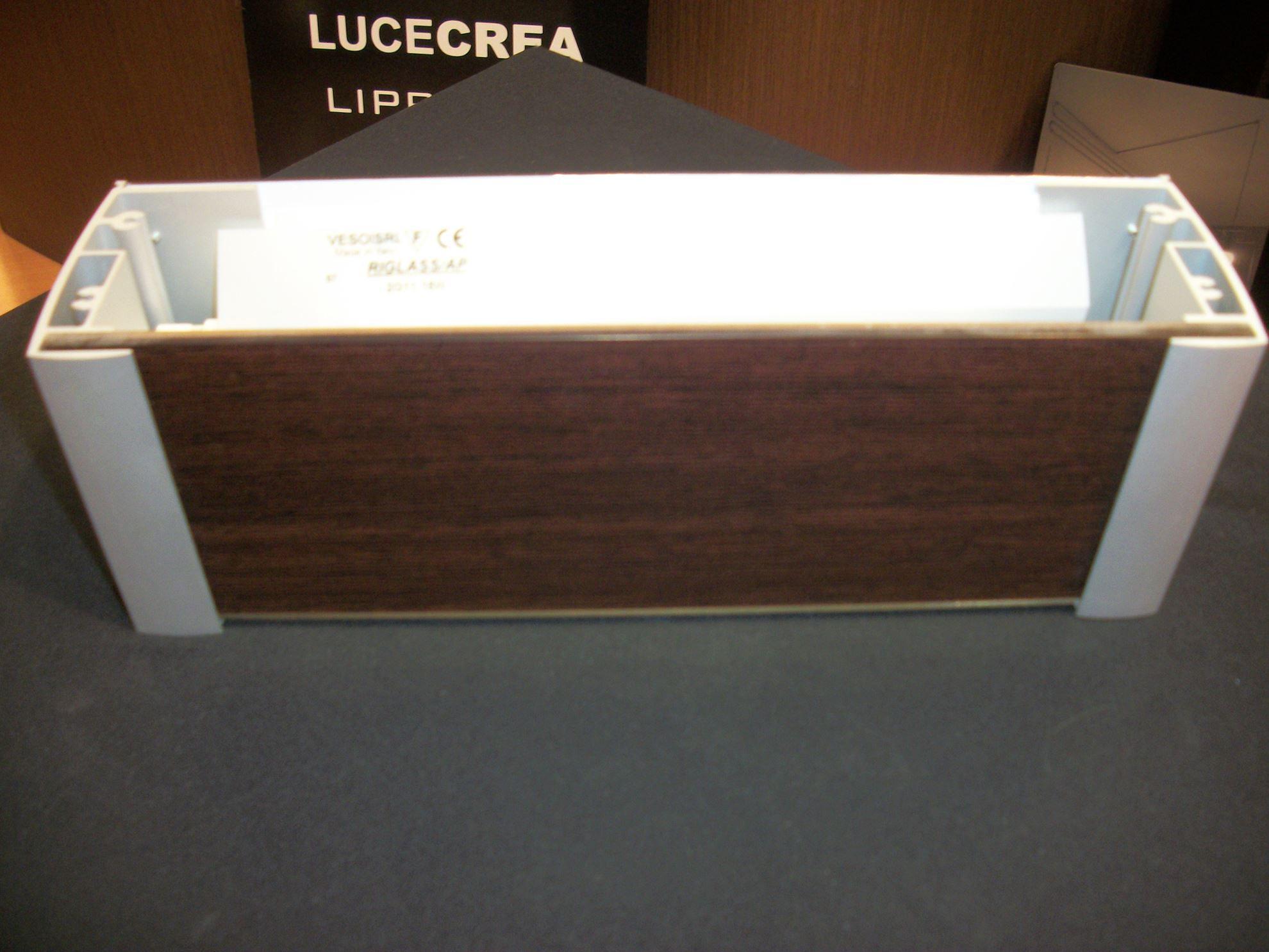 Da parete per interni lampada applique da parete plafoniera per
