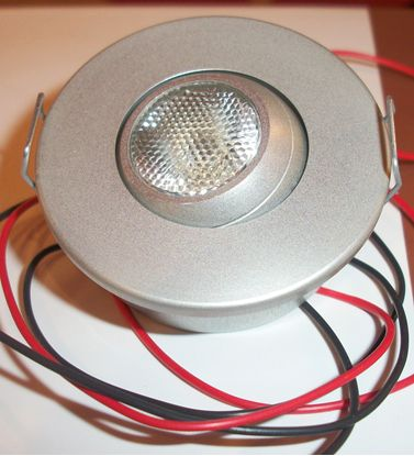 Picture of Faretto Da Incasso A Led Orientabile