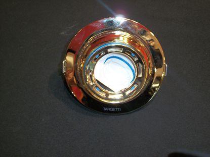 Immagine di Faretto Da Incasso A Soffitto Per Interni In Metallo Verniciato Oro