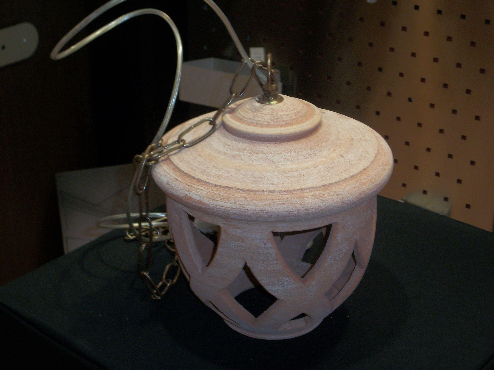 lampadari terracotta : ... IP44 DI TERRACOTTA. Bime - Ingrosso e dettaglio materiale elettrico