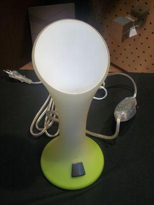 Immagine di Lampada Da Tavolo Touch Di Colore Verde Mela