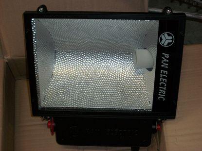 Immagine di Proiettore Per Estrni In Metallo Di Colore Nero