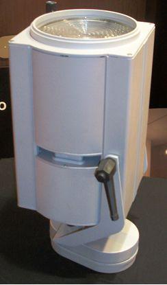 Picture of Spot Da Parete Orientabile Per Esterno In Metallo Grigio