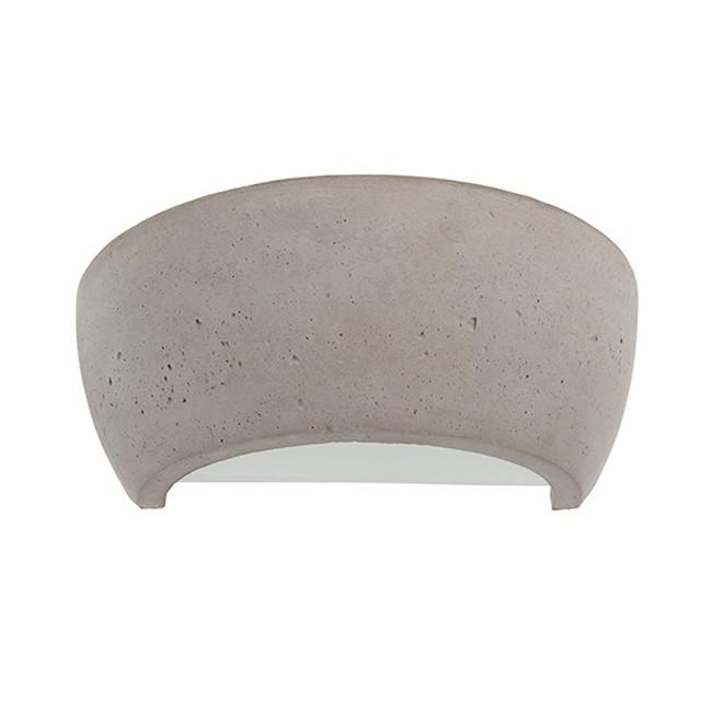 2457 41 applique da parete in gesso bime ingrosso e dettaglio materiale elettrico - Applique in gesso da parete ...