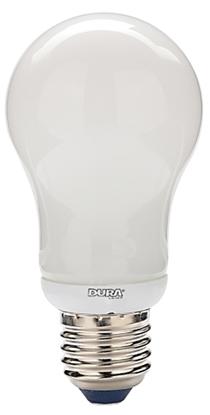 Immagine di Lampada A Goccia Fluorescente Attacco E27