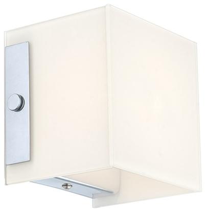 Immagine di Cubo In Vetro Bianco