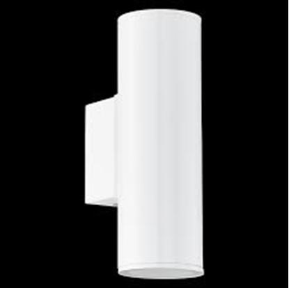 Immagine di Cilindro Per Esterno Bianco
