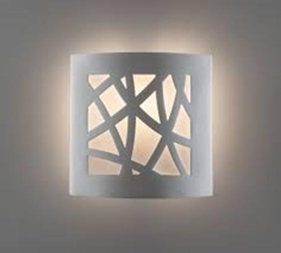 2325 39 applique da parete in gesso e vetro bime ingrosso e dettaglio materiale elettrico - Applique in gesso da parete ...