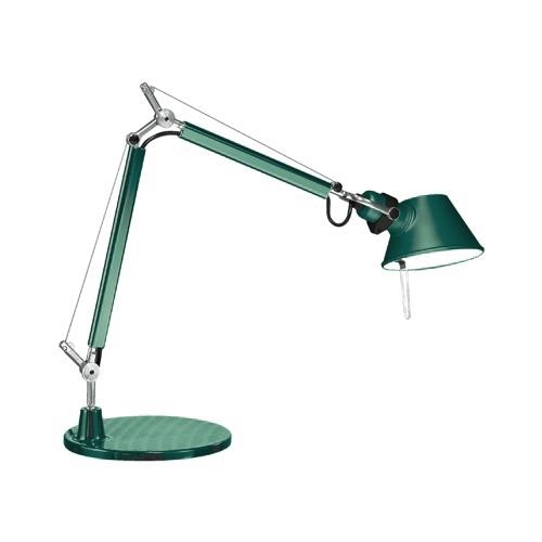Tolomeo lampada da tavolo verde bime ingrosso e dettaglio materiale elettrico for Lampada da tavolo verde
