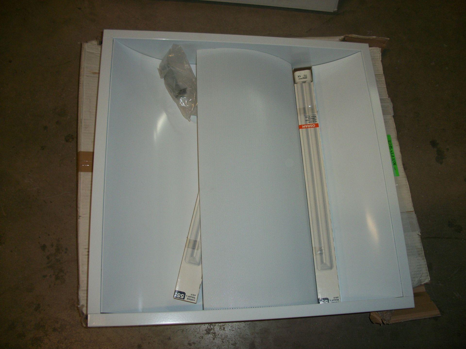 Plafoniere Da Incasso Per Controsoffitti : Plafoniera da incasso per controsoffitti in fibra bime ingrosso
