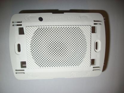 Picture of Diffusore Acustico  Per Scatola A 3 Moduli Amplivox -561p3bi-