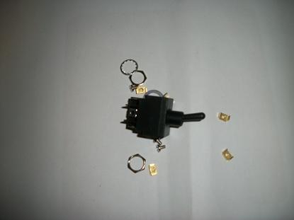 Picture of Deviatore Bipolare A Leva Asia -8022-