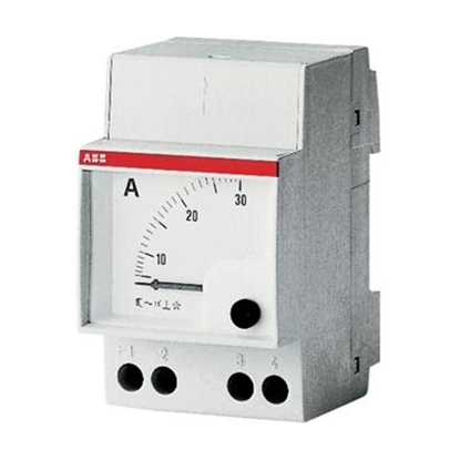 Picture of Amperometro Senza Scala 5a Abb -amt1a1-