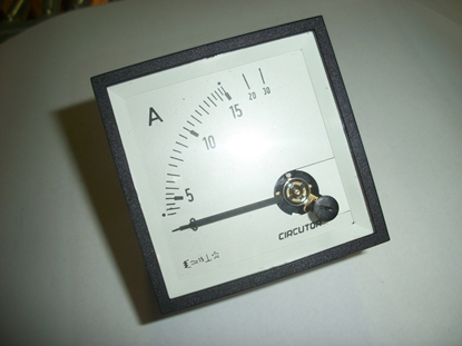 Picture of Amperometro Da Quadro 15a Asia -ec7215a-