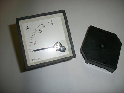 Picture of Amperometro Da Quadro 25a Asia -ec7225a-