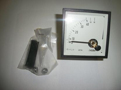 Picture of Amperometro Da Quadro 40a Asia -ec72405a-