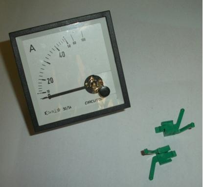 Picture of Amperometro Da Quadro 50a Asia -ec72505a-
