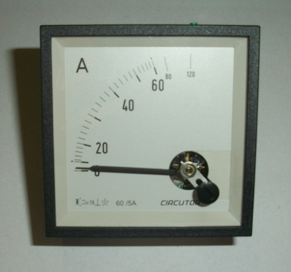 Picture of Amperometro Da Quadro 60a Asia -ec72605a-