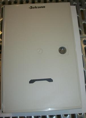 Immagine di Box Di Distribuzioneper Interno Massimo 100 Coppie - Idb100ke -