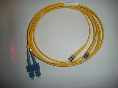 Picture of Bretella Monomodulo, Lunga 2mt, Con Attacchi St-sc Ad -90unb2sms-st-sc-2-