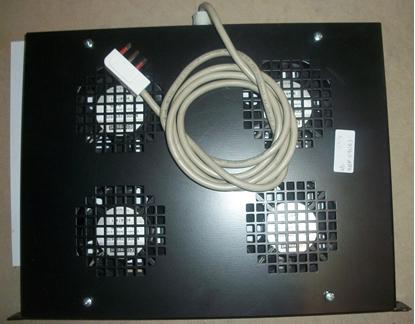 Immagine di Gruppo Di Ventilazione A 3 Ventilatori Per Armadi Rack Ad -90f09063-