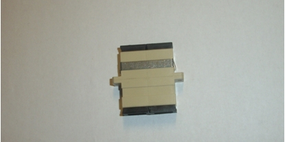 Immagine di Adattatore Passante Per Fibra Ottica Tipo Sc/sc Ad -90gfit74000131004-