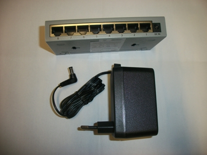 Immagine di Ethernet Switch Allied Telesis 8 Porte - At-fs708le -