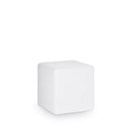 Immagine di Lampada Da Giardino A Forma Di Cubo