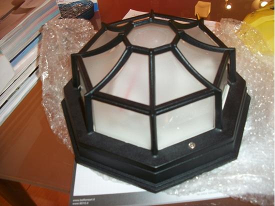 Plafoniere Per Esterno : Plafoniera per esterno classica bime ingrosso e dettaglio