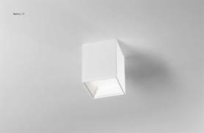 Picture of Cubo Led A Soffitto In Alluminio