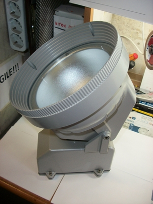 Picture of Proiettore Alogeno Grigio Per Esterno Ip67 Allum -2.903.09.60-