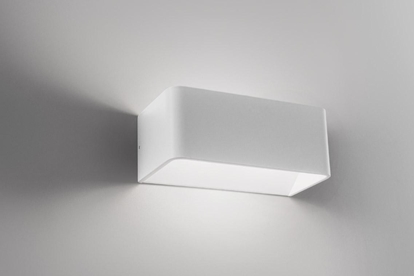 Picture of Lampada Da Parete In Alluminio Di Colore Bianco Opaco Ailati Lights -ld0051b3-