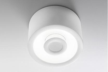 Picture of Lampada Da Soffitto Per Interno In Alluminio Di Colore Bianco Opaco Ailati Lights -ld0003b3-