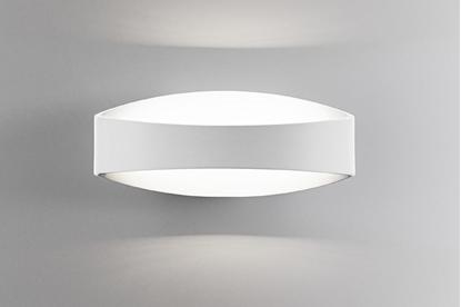 Picture of Applique Da Parete In Alluminio Di Colore Bianco Opaco Ailati Lights -ld0080b3-