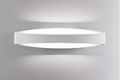 Picture of Applique Da Parete In Alluminio Di Colore Bianco Opaco Ailati Lights -ld0081b3-