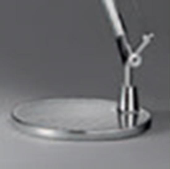 Tolomeo base in alluminio per lampada da tavolo artemide - Base per lampada da tavolo ...