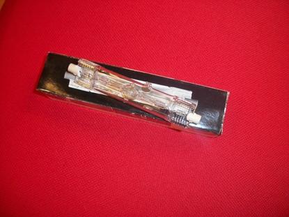 Immagine di Lampada Attacco Rx7s Ad Alogenuri Metallici Da 70w Dimco -8007gr-