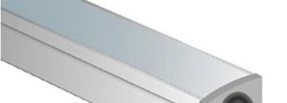 Immagine di Diffusore Opalino Per Profilo Proline 1508