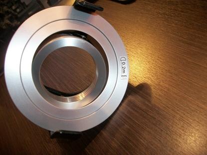 Immagine di Faretto Da Incasso Per Controsoffitti Di Forma Tonda E Orientabile In Metallo Verniciato Acciaio Inox Itre -sd903-