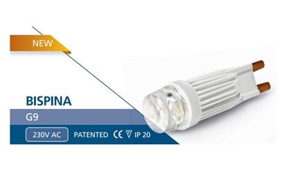 Immagine di Lampada Led Attacco G9 4,5w Idea Led -bg173uc1-