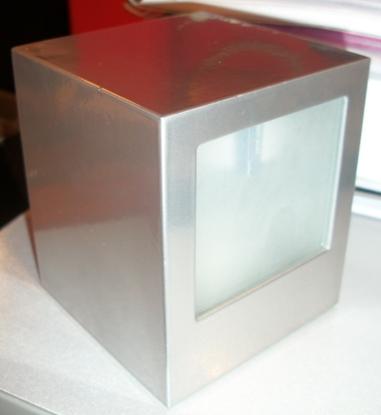 Immagine di Applique Per Interno Biemissione Cubo