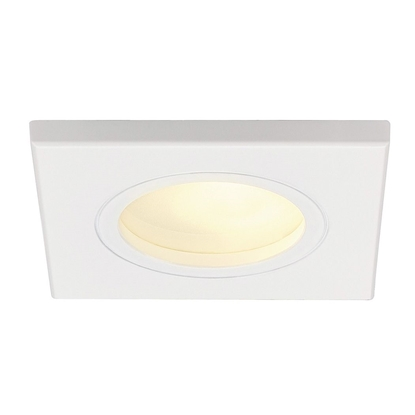 Picture of Faretto Da Incasso A Soffitto Per Interni Ip44 Quadrato