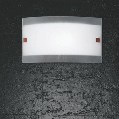 Immagine di Nove99 Applique Per Interni In Vetro Sabbiato
