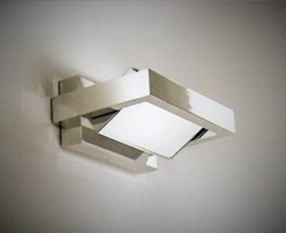 Immagine di Girevole Applique Stile Moderno In Metallo