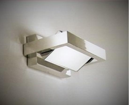 Girevole applique stile moderno in metallo bime ingrosso e