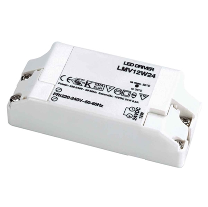 Picture of Alimentatore Led 24v 12w