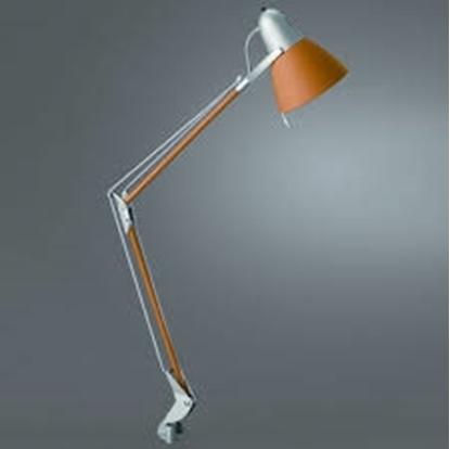 Immagine di Lampada Da Tavolo A Morsetto E27