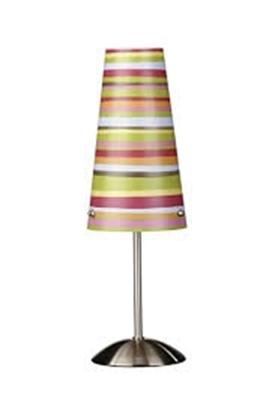 Immagine di Lampada Da Tavolo In Plastica Colorata