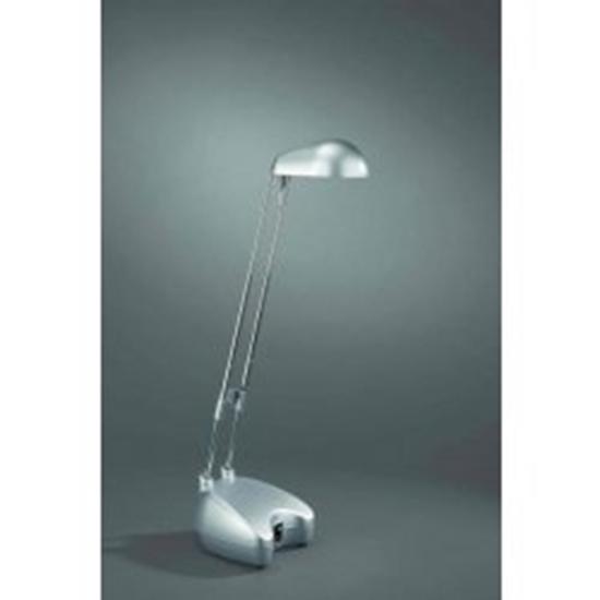 Picture of Lampada Da Tavolo Alogena Colore Alluminio