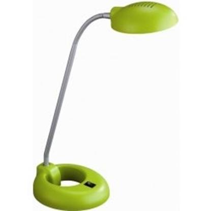 Immagine di Lampada Da Tavolo Alogena Colore Verde